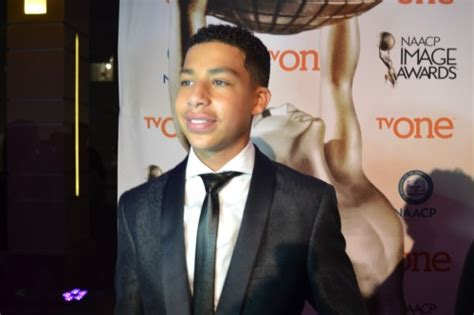marcus scribner voice actor photos naacp nominee awards ceremony non televised