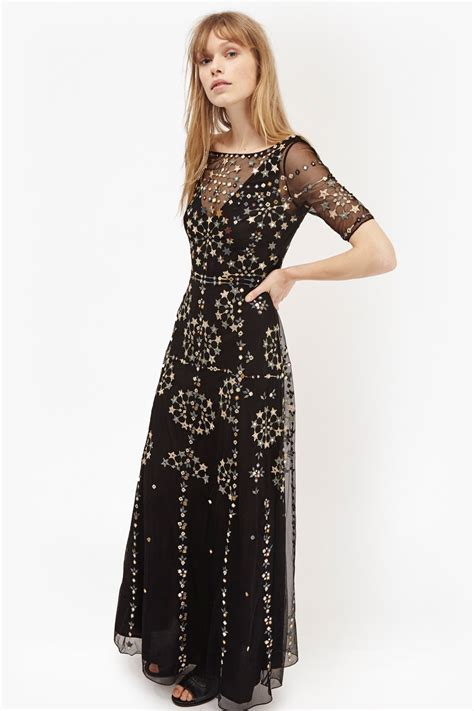 Lv New Maxi evie sparkle maxi dress collections connection