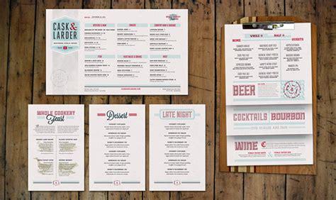 design inspiration menu 35 beautiful restaurant menu designs inspirationfeed