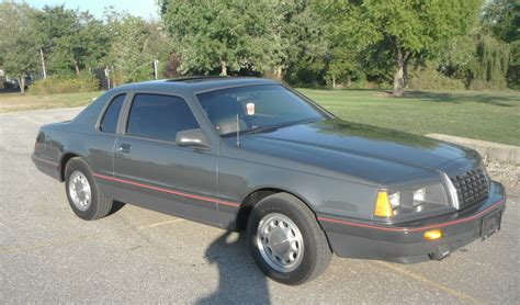 1986 Ford Thunderbird by Daily Turismo Factory Boosted 1986 Ford Thunderbird