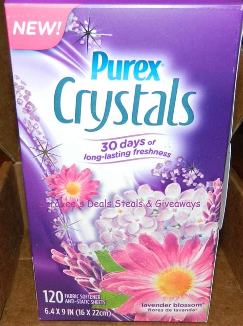 Sheets Giveaway - my devotional thoughts purex crystals dryer sheets giveaway ends 6 3 u s
