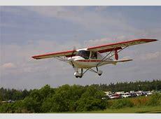 Icarus C42 ultralight aircraft, Ikarus C42 experimental ... C.42