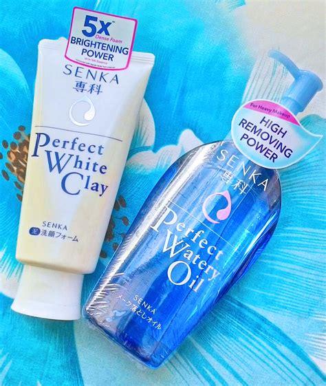 Senka By Shiseido Japan Travel Kit senka by shiseido in me