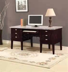 Office Desk Top Covers Faux Marble Top Office Desk Desks And Tables Af 92008 4