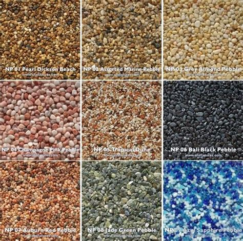 52 Best Pebblestone Images On Pinterest Pebble Stone Epoxy Pebble Patio