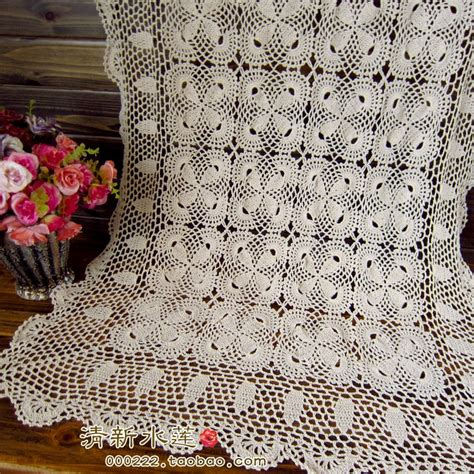 Handmade Crochet Tablecloths For Sale - aliexpress buy free shipping cotton flower lace