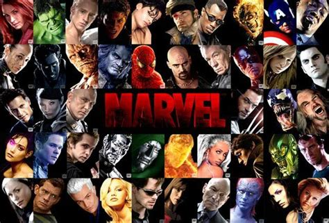 marvel versus film marvel characters comics compared to movies comic booked