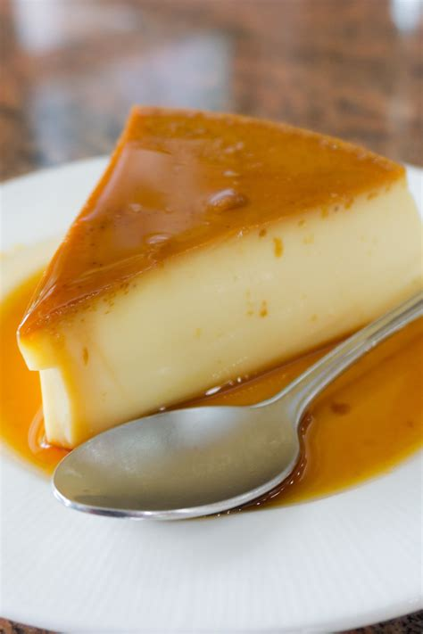 13 Ingredients And Directions Of Chocolate Cheese Flan Receipt by Caramel Cheesecake Flan Kitchme