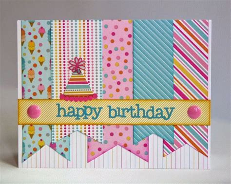 Simple Handmade Birthday Card Designs - the 25 best handmade birthday cards ideas on
