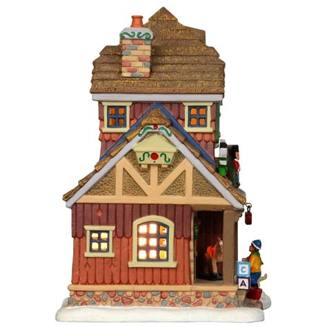 lemax geppettos toy shop 25390 163 40 59 from lemax