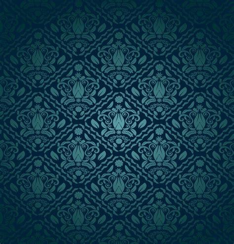 pattern blue green blue green decorative pattern