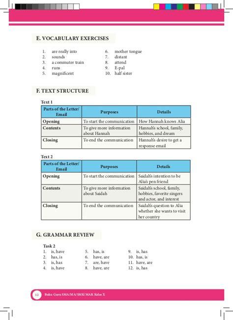 Bahasa Dan Sastra Inggris Sma Kelas X Kurikulum 2013 Revisi 2016 buku guru bahasa inggris sma kelas x kurikulum 2013 buku