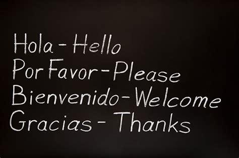 imagenes de frases en ingles y español diez frases corteses en ingl 233 s bilingualplus mamiverse