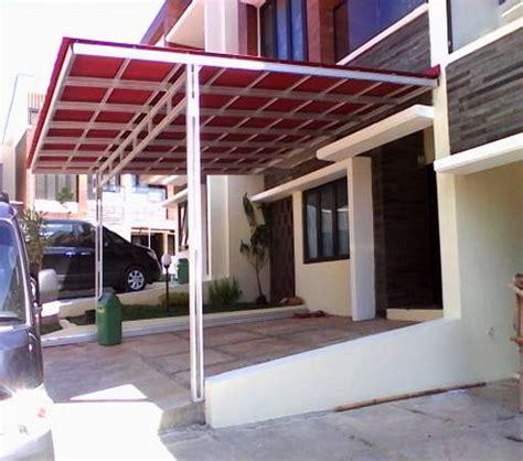 Canopy Baja Ringan   Atap Baja Ringan