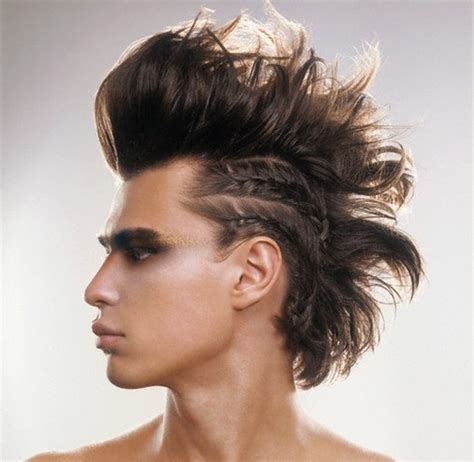 ponytail hairstyles 2012 cool guys hairstyles