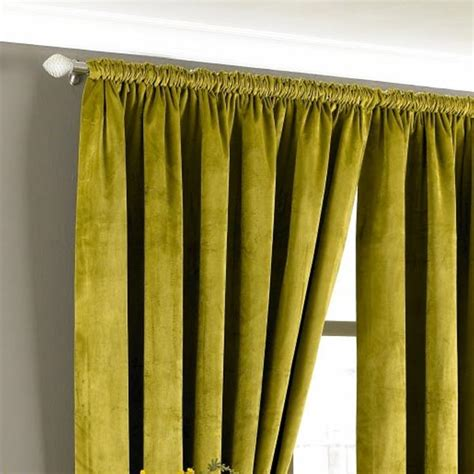 green velvet curtains uk riva home imperial velvet woven pencil pleat lined