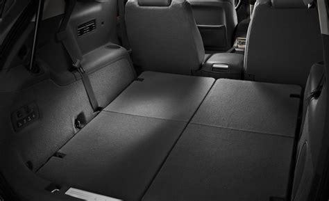 Lincoln Mkt Interior by Car And Driver