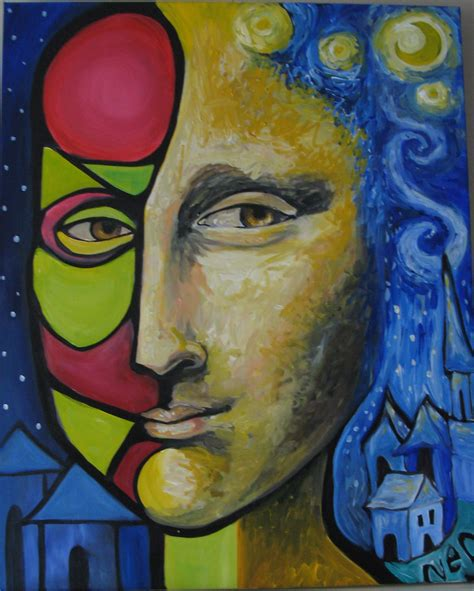 what style of did picasso use cubism world of arts