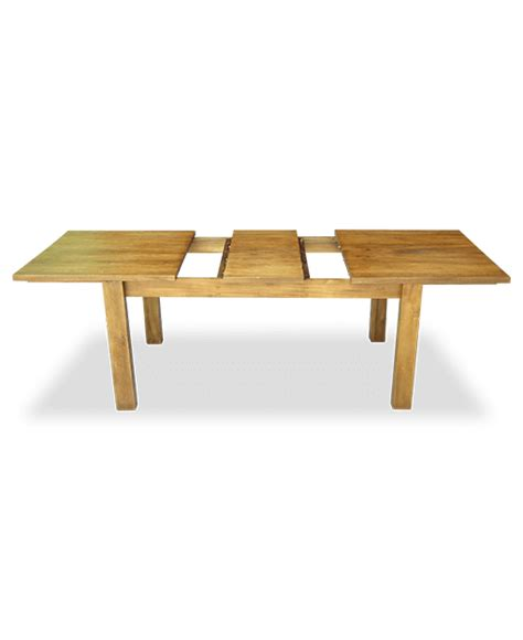 extendable teak dining table benton teak extendable dining table