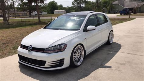2015 Mk7 Gti Autobahn Walk Around Modified