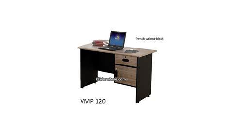 Meja Kantor Pro Design meja kantor 1 2 biro pro design vmp 120 vista