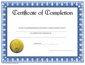 Certificate Of Successful Completion Template by The World S Catalog Of Ideas