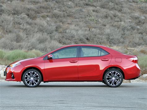 2015 Toyota Corolla Review 2015 Toyota Corolla Test Drive Review Cargurus