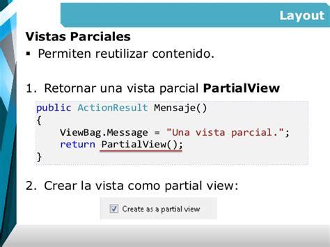 mvc layout javascript mvc partial view javascript phpsourcecode net