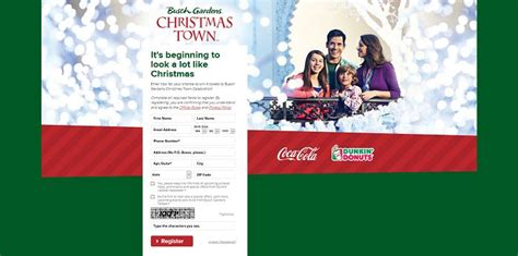 Dunkin Donuts Instant Win - dunkin donuts christmas town instant win game