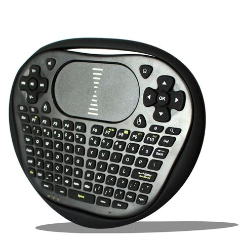 Air Mouse Wireless Keyboard 2 4ghz With Touch Pad T8 Murah air mouse wireless keyboard 2 4ghz dengan touch pad t8
