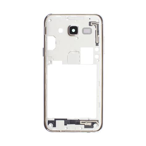 Samsung J5 Frame samsung galaxy j5 middle frame housing replacement white