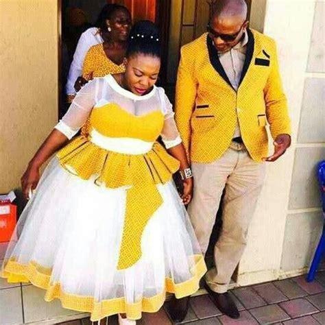 40 Best Sepedi Traditional Wedding Dress   Nails C