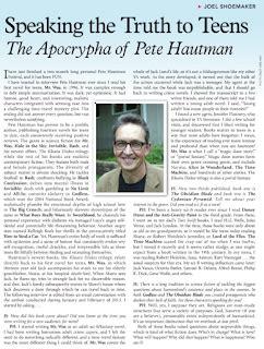 Apocalypta Z pete hautman says 2013