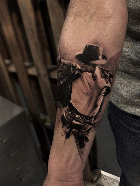 michael jackson tattoos designs michael jackson abstract best design ideas