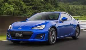 Subaru Brz Cost 2017 Subaru Brz Priced From 25 495