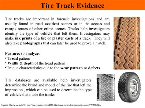 pattern impression evidence symposium impression evidence