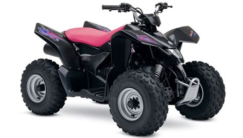 2009 suzuki atv lineup unveiled atv
