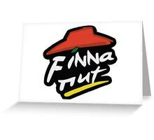Finna Nut Meme Pizza Hut quot finna nut quot stickers by panos1994 redbubble