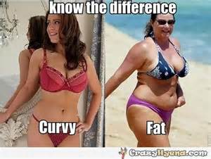 Fotos rmx the difference between curvy and fat know it