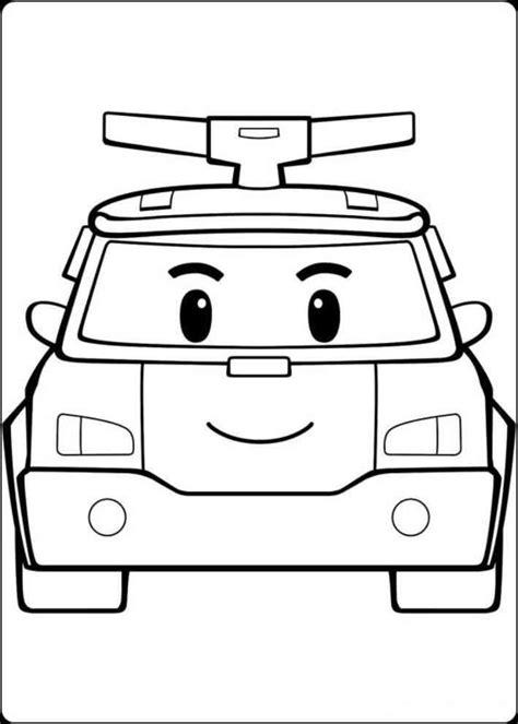 mewarnai mobil  menggambar warna anak