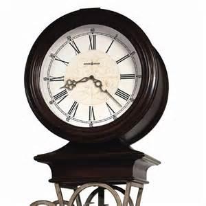 615064 howard miller contemporary quartz floor clock