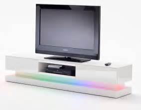 meuble tv 224 led blanc laqu 233 3 tiroirs gris dahman