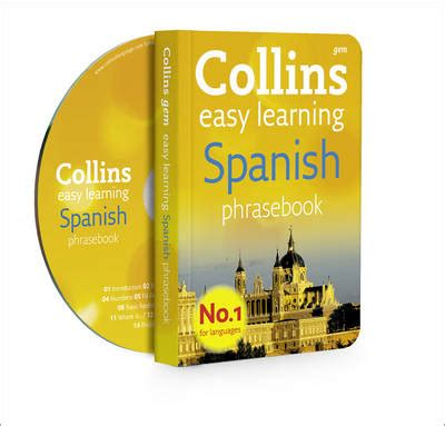 collins spanish phrasebook and 0008135940 collins spanish phrasebook and cd pack waterstones