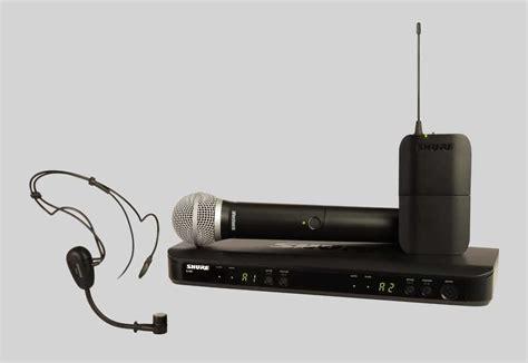 Mic Kabel Shure Pg 82 Vokal mic wireless vokal headset shure blx1288 pg30