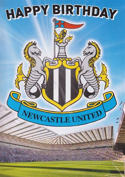 Newcastle Birthday Card Sauereien In Belek 171 Zum Runden Leder 187
