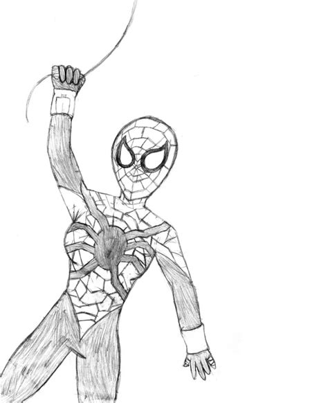 spider woman coloring pages coloring pages