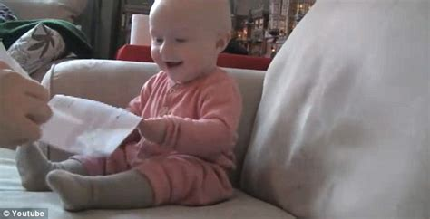 Rejection Letter Baby Laughing Baby Laughing Hysterically While Rips Up A Rejection Letter
