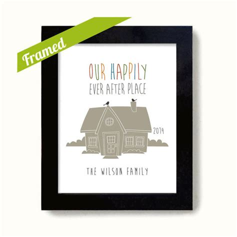 first home housewarming gift personalized housewarming gift first home framed new by dexmex