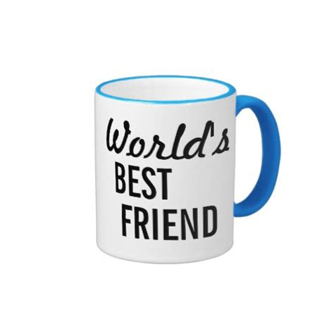 best mug world s best friend coffee mug zazzle
