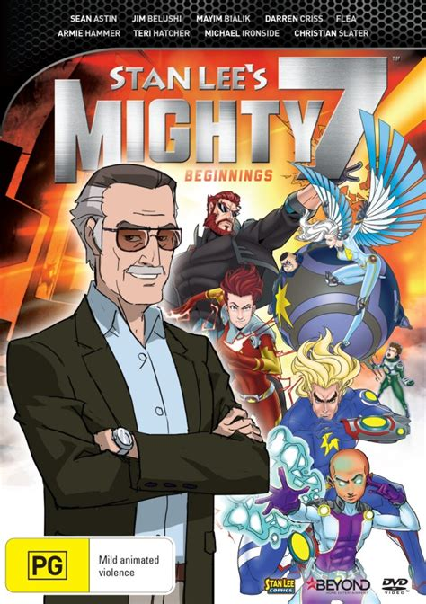 Watch Stan Lees Mighty 7 2014 Watch Stan Lees Mighty 7 Beginnings 2014 Movie Online Free Iwannawatch To